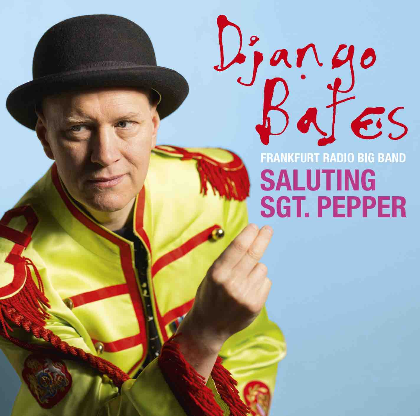 Cover Bates SgtPepper