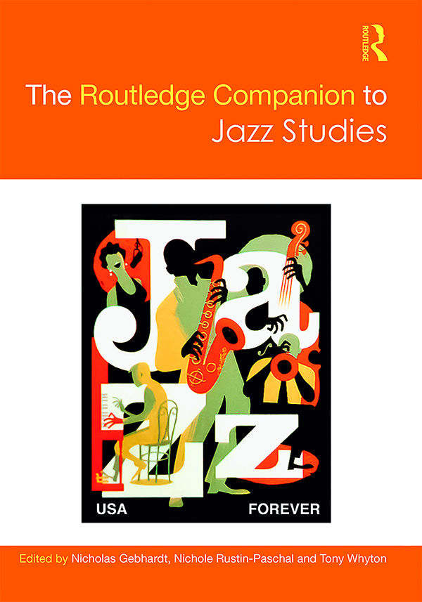 cover routlege jazz companion